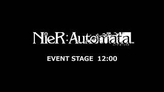 PS4向けアクションRPG『NieR:Automata』の最新情報を、素敵なゲストとと...