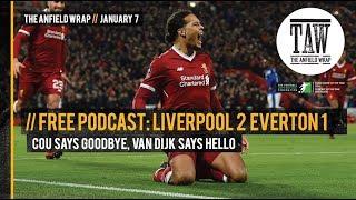Free Podcast: Cou Says Goodbye, van Dijk Says Hello
