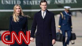 New book details the rise of Ivanka Trump and Jared Kushner