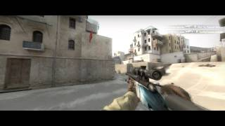 """CS:GO """"How to hold Cat with a SSG 08   Blood in the Water"""""""