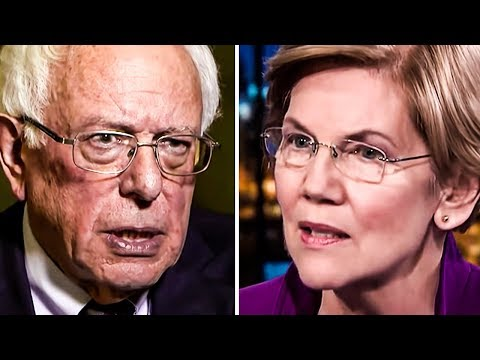 Media Trying To Start A Fight Between Sanders And Warren