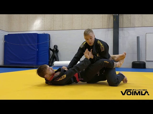 BJJ Tutorial: Countering the
