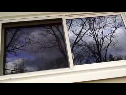 Champion Windows of Columbus OH bad bad install of windows