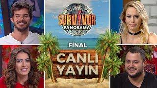 Survivor Panorama 2.Sezon | Final - Canlı Yayın