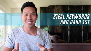 How I RANK 1ST On Amazon By Using zonwords To STEAL Keywords From Your Private Label Competitors