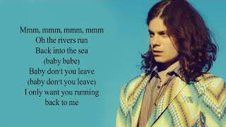 BØRNS Blue Madonna lyrics