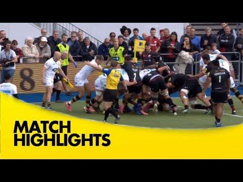 Saracens v Wasps - Aviva Premiership Rugby 2017-18