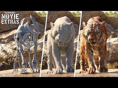 The Jungle Book 'Creating the Animals and...
