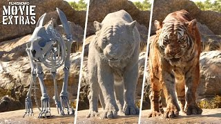 The Jungle Book 'Creating the Animals and the Jungle' - VFX Breakdown by MPC (2016) thumbnail