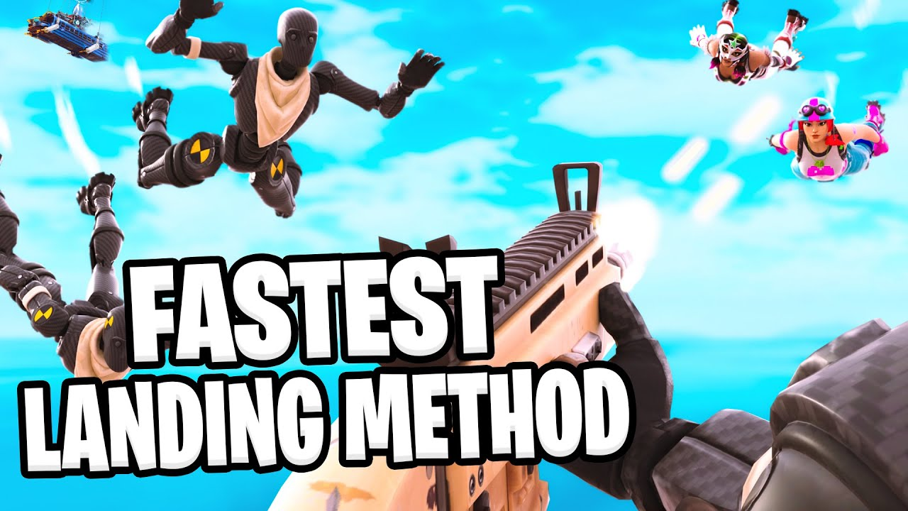 How To Get The Perfect Landing & Never Die Off-Spawn! – Fortnite Tips & Tricks