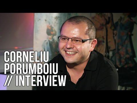 Corneliu Porumboiu Interview - The Seventh Art