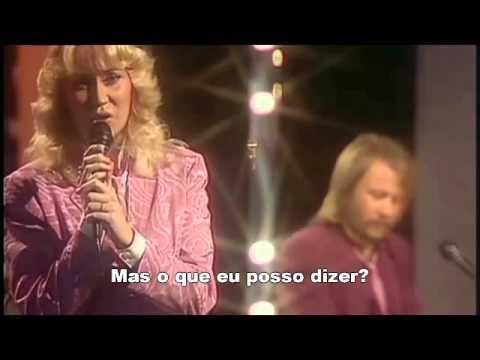 ABBA - THE WINNER TAKES IT ALL - LEGENDADO (PORTUGUÊS-BR)