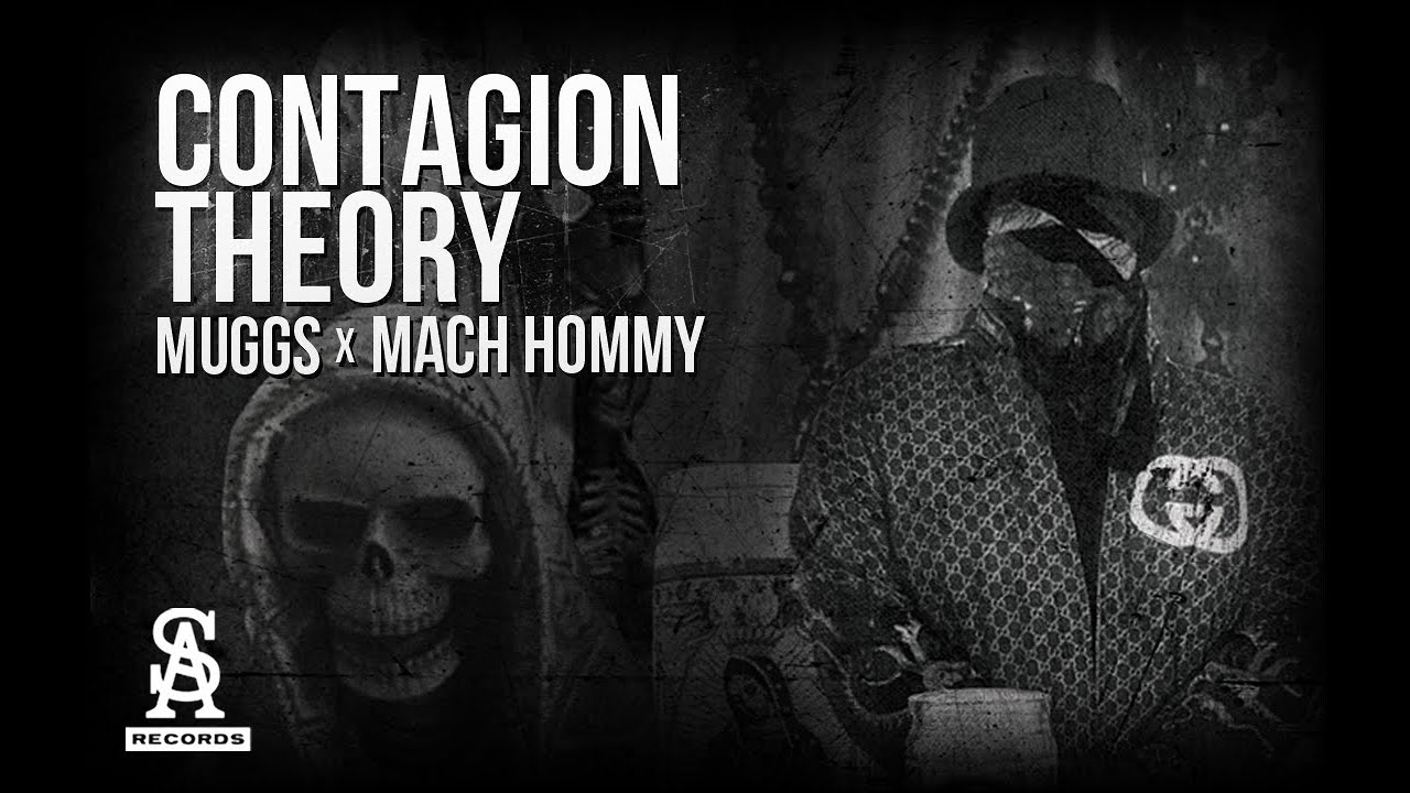 SOUL ASSASSINS: DJ MUGGS x MACH-HOMMY - Contagion Theory (Official Video)