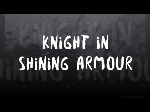 Knight in shining armour - Glenn Claes (lyrics)