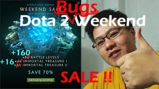 Bugs Weekend Sale Battle Pass - Level Battle Pass Super Murah, 540rb = 160 level + 16 Treasure