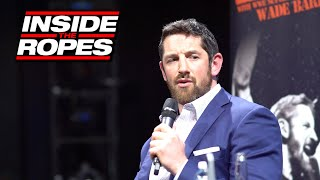 Wade Barrett Opens Up About The Formation Of Nexus, Daniel Bryan Firing & More
