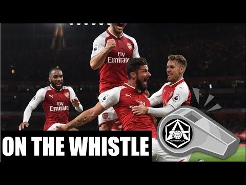 "On the Whistle: Arsenal 4-3 Leicester: ""Meet the new Arsenal, Same as the old Arsenal"""