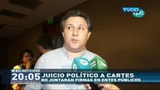 Jucio Político a Cartes - Rafael Filizzola