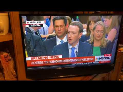 """Dick Durbin Asks Mark Zuckerberg """"Would You Tell Us What Hotel You Stayed In Last Night?"""""""