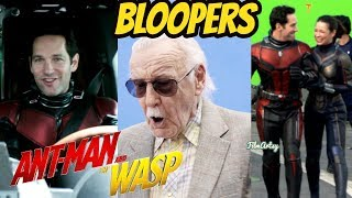 Ant-Man and The Wasp Bloopers and Gag Reel #1 | Paul Rudd Funny 2018
