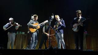 "Punch Brothers: ""It's All Part Of The Plan;"" ""Like It's Going Out Of Style"" 8/24/18"