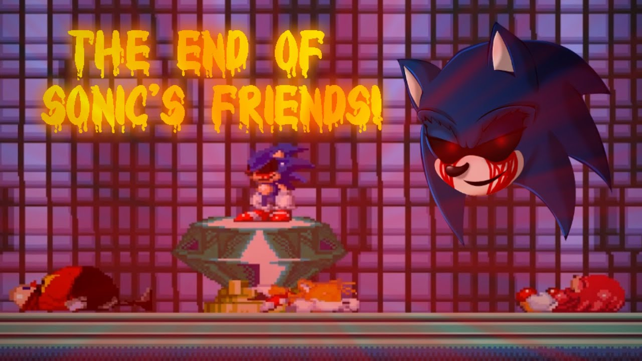 Sonic Tails Stabs: Sonic exe Nightmare Beginning – Quotes of