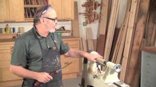Mastering the Detail/Spindle Gouge
