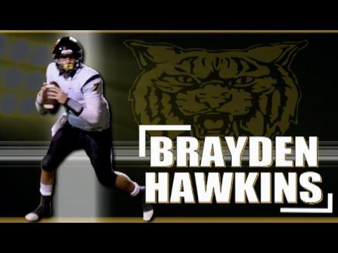 QB Brayden Hawkins