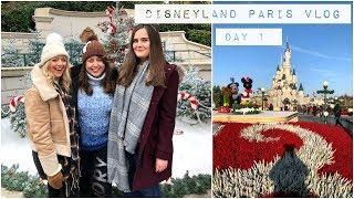 Disneyland Paris Vlog | Day 1 | Christmas 2018