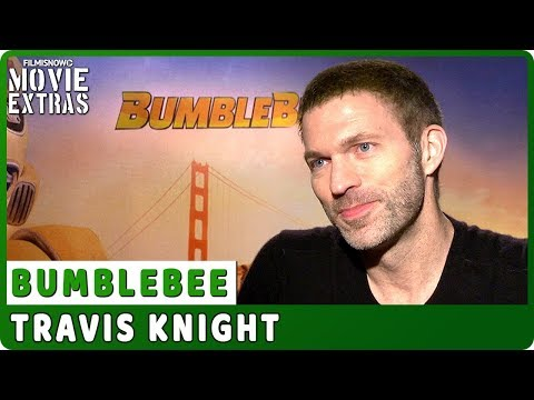 BUMBLEBEE | Travis Knight Talks About The Movie - Official Interview