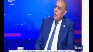 بالفيديو..أمين مسعود: صاحب عمارة فى وسط البلد شغال عليها بواب علشان يربى أولاده