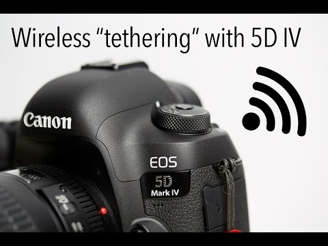 Canon 5D Mark IV Wireless