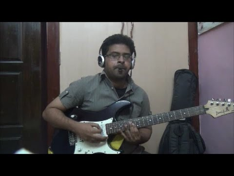 Bang Bang - Benny Dayal & Funktuation (outro guitar cover)