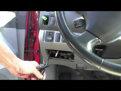 20052011 Toyota Taa Ultimate fog lights wiring Jobs vs