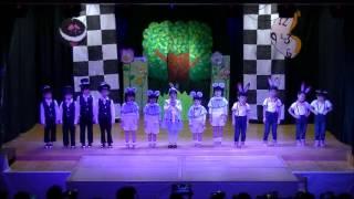 2016.11.19に行われた発表会の演目です。踊っているのは年長児になります。
