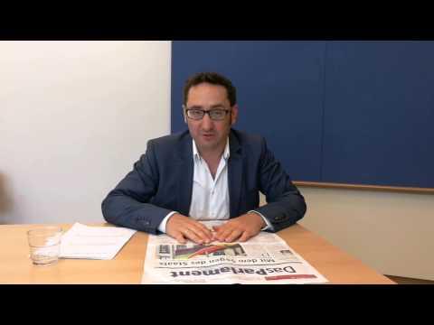 Tobias Gotthardt, Bundestagskandidat der Freien Wähler: #aufdentischhauenfuerhebammen