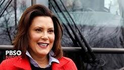 WATCH LIVE: Michigan Governor Gretchen Whitmer gives coronavirus update -- May 13, 2020