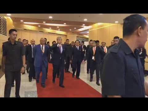 Dialog Perdana Industri Halal - (11/9/2017)