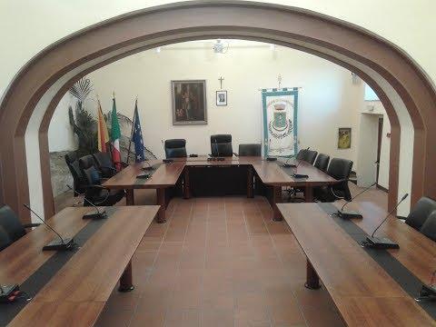 Continuazione Consiglio Comunale Comune di Cammarata del 28 novembre 2017