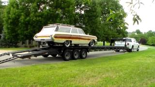 Goodbye 1964 Country Squire