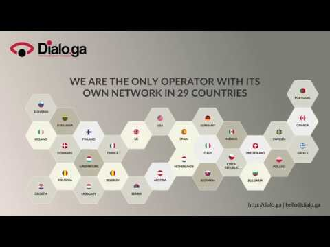 We are the only operator with its own network in 29 countries