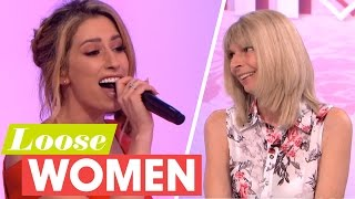Stacey Solomon's Mum Spills Her Teenager Secrets   Loose Women