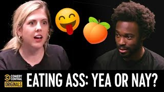 Eating Ass: Yea or Nay? – Agree to Disagree