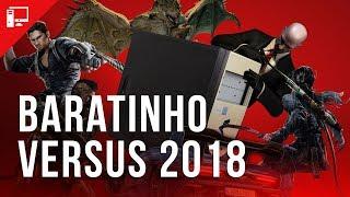 PC Baratinho encara 2018: vamos ver como os games rodam nele!
