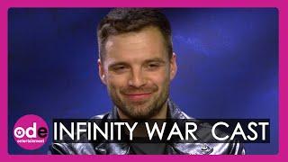 INFINITY WAR: Sebastian Stan continues to trash talk Tom Holland