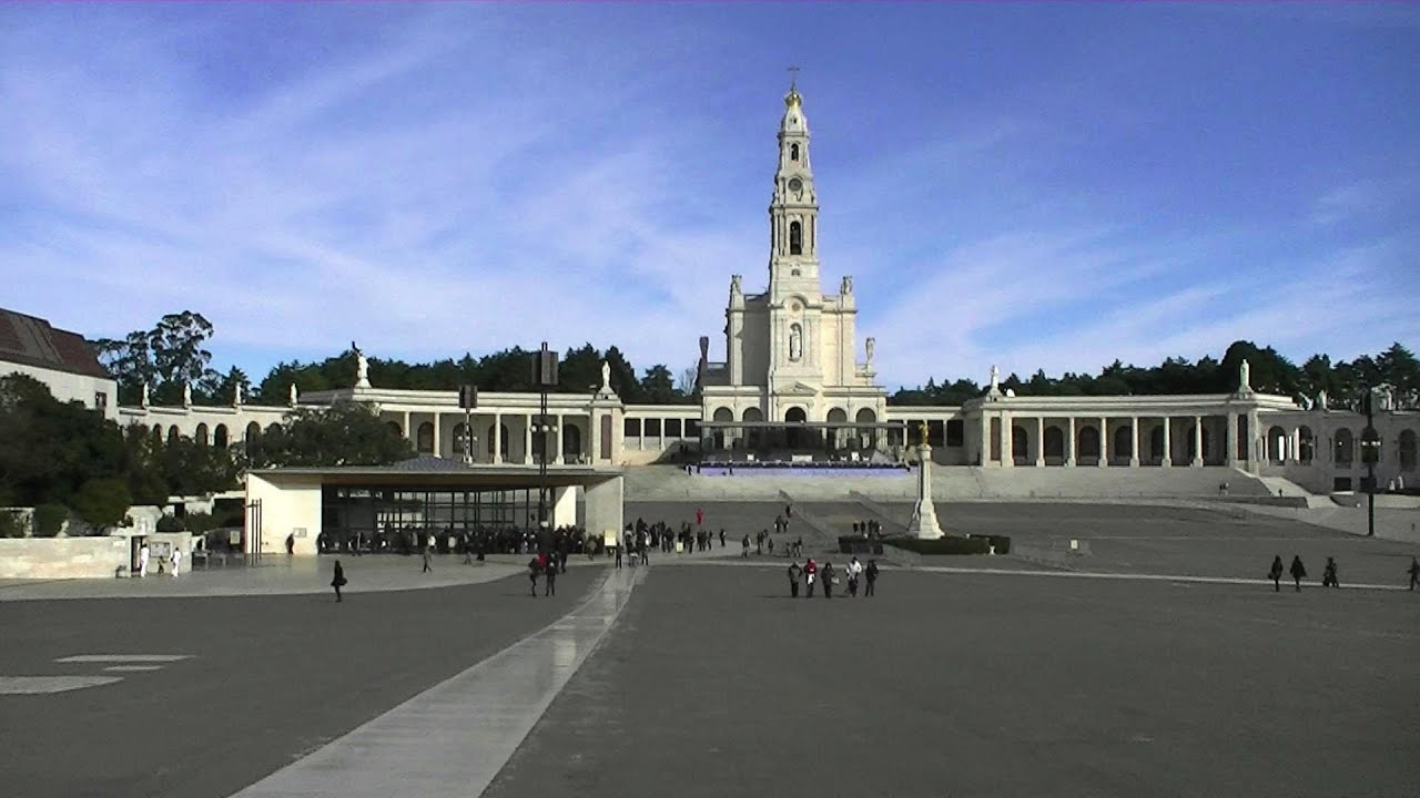 Fátima Santuário Portugal Hd Youtube
