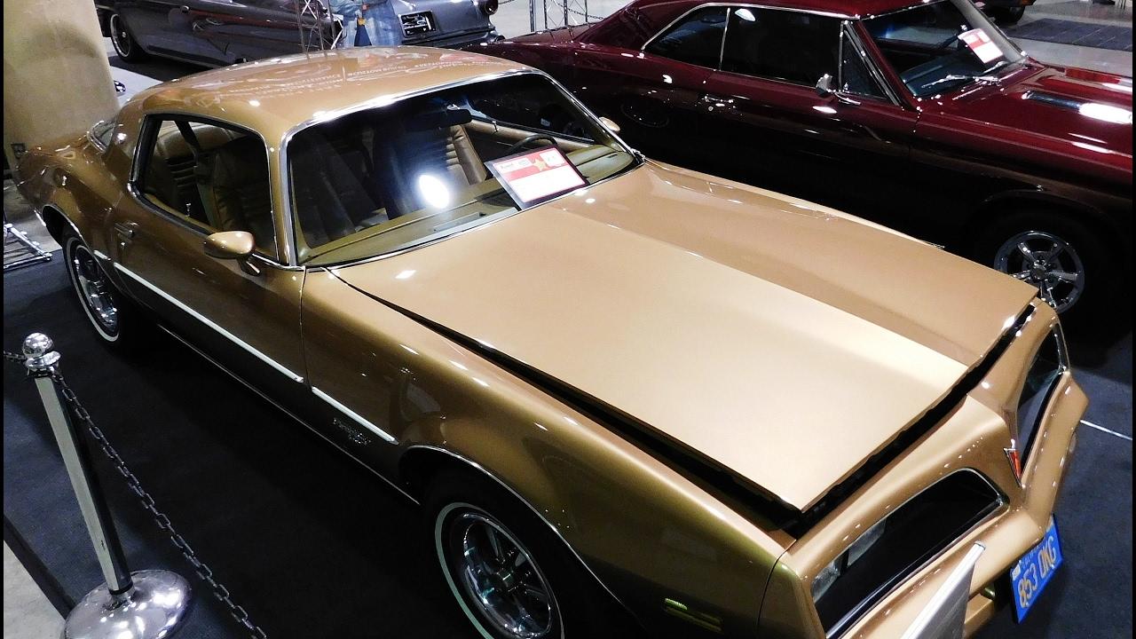 pontiac firebird esprit 1978