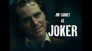 Jim Carrey as Joker [deepfake]