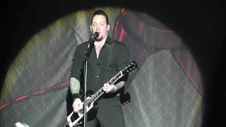 Volbeat live HMH 2010-11-10 - Maybellene i hofteholder