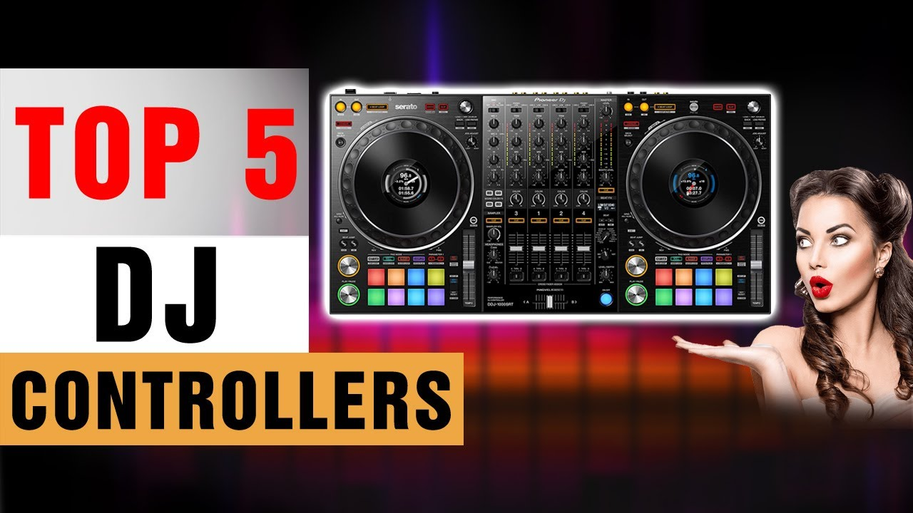 Best DJ Controllers 2021 | For Club, Studio or Home